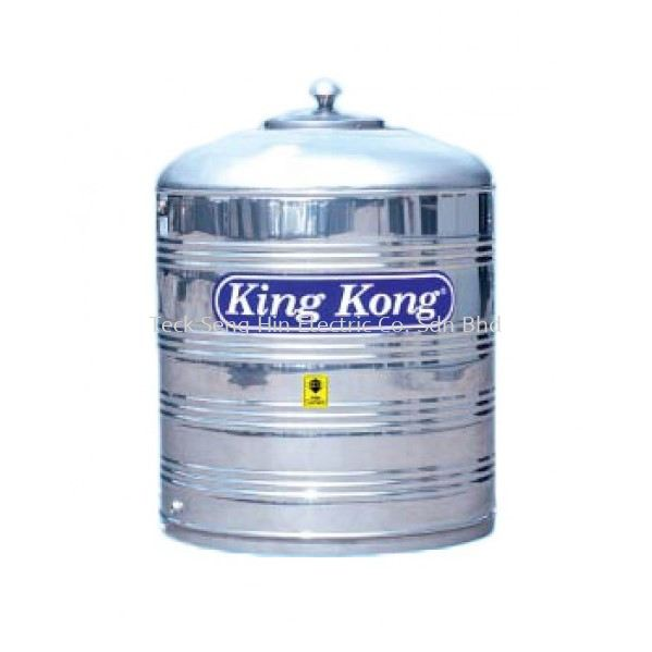 King Kong HS Series Vertical Flat Bottom without Stand KING KONG WATER TANK Perak, Malaysia, Ipoh Supplier, Suppliers, Supply, Supplies | Teck Seng Hin Electric Co. Sdn Bhd