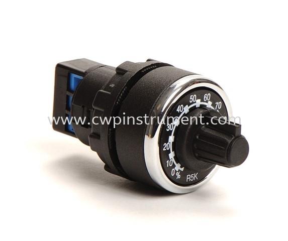 POTENTIOMETER BPR05K Electrical Component Johor Bahru (JB), Malaysia Supplier, Wholesaler, Supply, Supplies | CW Process Instrumentation Store