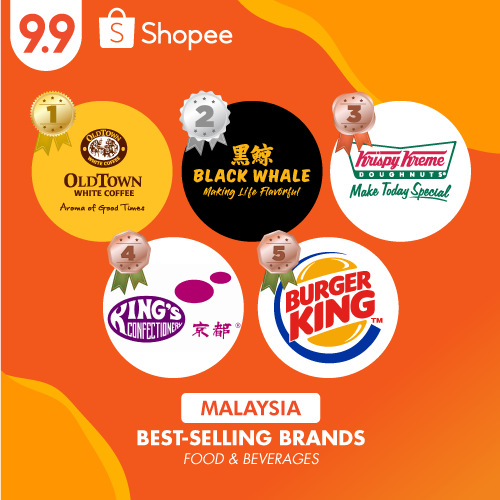 Shopee 9.9 Super Shopping Day Malaysia Best-Selling Brand