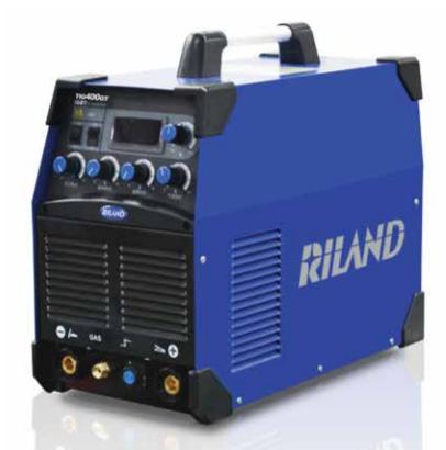 Precision DC TIG400GT MIG Series Riland Welding Machine Seremban, Malaysia, Negeri Sembilan Supplier, Suppliers, Supply, Supplies   EBM Hardware & Machinery Sdn Bhd