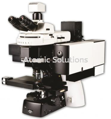 3D Scanning Laser Raman Microscopes