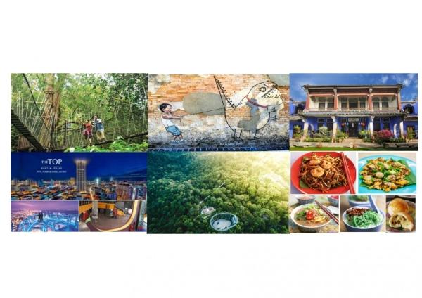 Penang Malaysia Tour Malaysia, Selangor, Kuala Lumpur (KL). Package | Daily Holidays Sdn Bhd