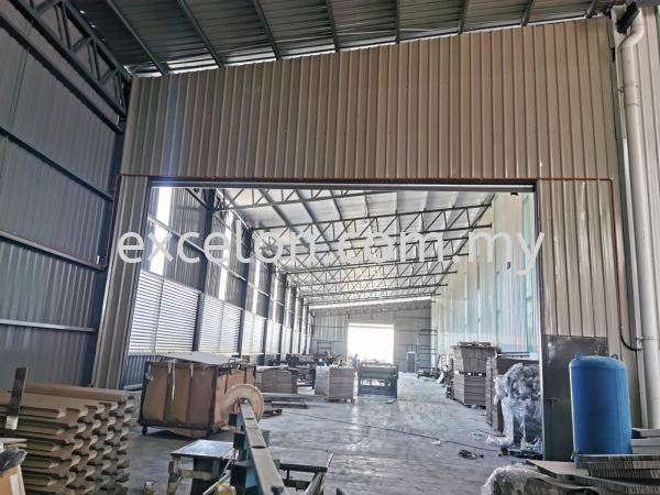 Industrial Roofing  Cross Truss Roofing Selangor, Malaysia, Kuala Lumpur (KL), Puchong Supplier, Suppliers, Supply, Supplies   Excelon Engineering Solutions