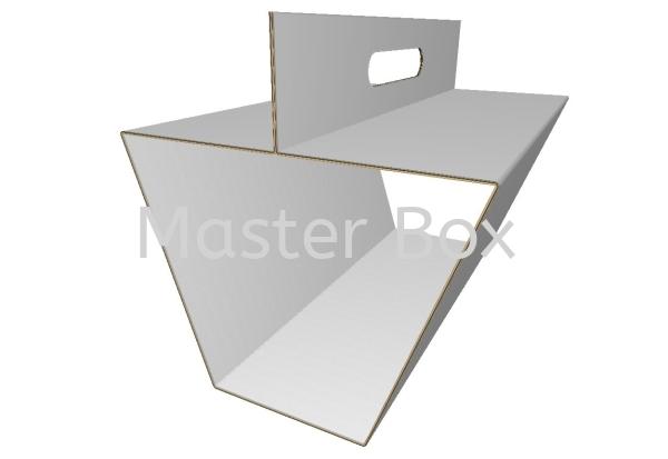 Box with Handle Malaysia, Selangor, Kuala Lumpur (KL), Balakong Manufacturer, Supplier, Supply, Supplies | Master Box Manufacturing Sdn Bhd