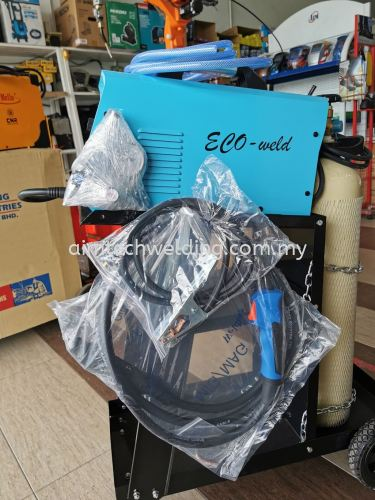 Special Promotion ! complete set ECOWELD MIG 200B