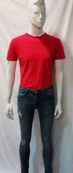 BLY8400 (Red) Back Plain T-Shirt T-Shirt Back Penang, Malaysia Supplier, Suppliers, Supply, Supplies   HOT SHOP