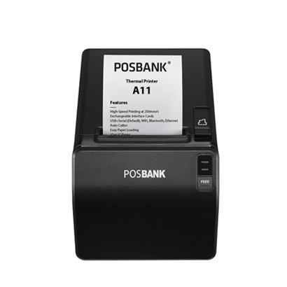 POSBANK A11 Plus Thermal Receipt Printer POS Hardware Sabah, Malaysia, Kota Kinabalu Supplier, Suppliers, Supply, Supplies | IQuest Systems Sdn Bhd