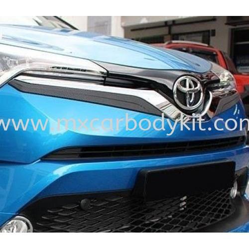 TOYOTA CHR 2017 M TYPE FRONT GRILLE C-HR TOYOTA Johor, Malaysia, Johor Bahru (JB), Masai. Supplier, Suppliers, Supply, Supplies   MX Car Body Kit