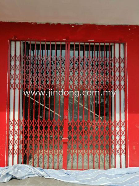 Collapsible Door ╪Т╣╤це Johor Bahru (JB), Malaysia, Ulu Tiram Supplier, Suppliers, Supply, Supplies | Jin Dong Invisible Grille & Jin Dong Steel Works (M) Sdn Bhd