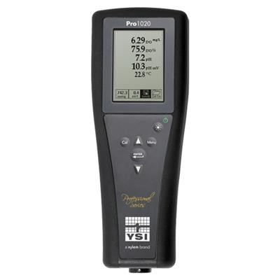 YSI Pro1020 Dissolved Oxygen and pH or ORP Instrument