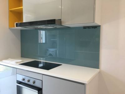 Colour Glass Kitchen