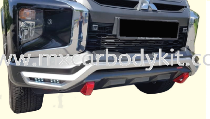 MITSUBISHI TRITON 2018 RS-RACING FRONT SKIRT TRITON MITSUBISHI Johor, Malaysia, Johor Bahru (JB), Masai. Supplier, Suppliers, Supply, Supplies | MX Car Body Kit