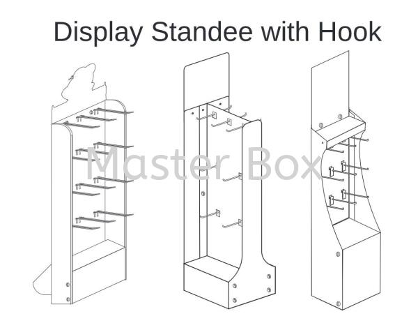 Display Standee Display Standee Malaysia, Selangor, Kuala Lumpur (KL), Balakong Manufacturer, Supplier, Supply, Supplies   Master Box Manufacturing Sdn Bhd