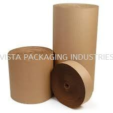 CORRUGATED SINGLE FACER ROLL (B FLUTE) CORRUGATED SINGLE FACER INDUSTRIAL PACKING MATERIAL Selangor, Klang, Malaysia, Kuala Lumpur (KL) Supplier, Suppliers, Supply, Supplies | VISTA PACKAGING INDUSTRIES (M) SDN. BHD.