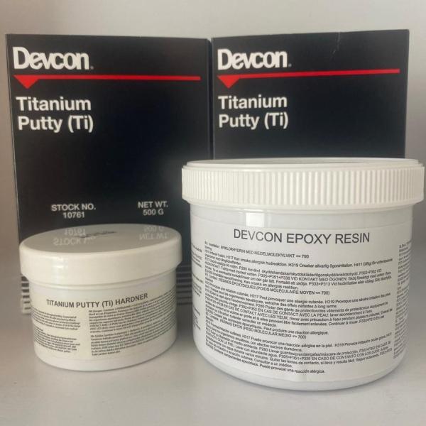 DEVCON 10761 TITANIUM PUTTY  Devcon Adhesive , Compound & Sealant Johor Bahru (JB), Johor, Malaysia Supplier, Suppliers, Supply, Supplies | KSJ Global Sdn Bhd