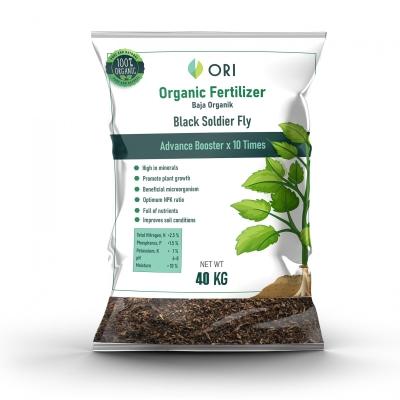 Ori Organic Fertilizer 40kg