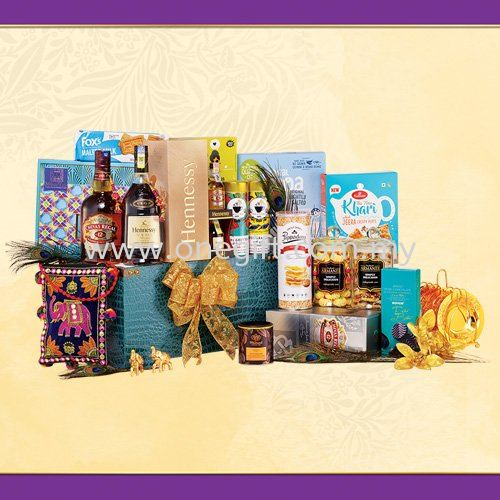 T15 Deepavali Hamper-Basket Deepavali Hamper Malaysia, Selangor, Kuala Lumpur (KL), Shah Alam Supplier, Suppliers, Supply, Supplies | The One Gift Gallery Sdn Bhd