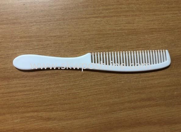 Handle wide Tooth Hair Comb Detangling HOTEL COMB Malaysia, Selangor, Kuala Lumpur (KL), Sungai Buloh Supplier, Suppliers, Supply, Supplies | SKW Poshline Sdn Bhd