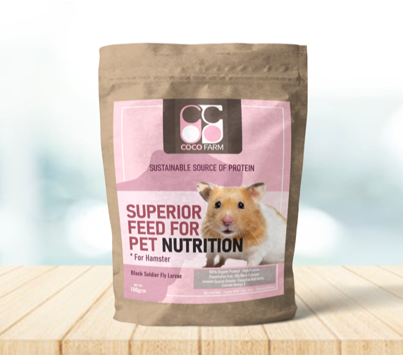 Superior Feed for Hamter 100 gram Others Malaysia, Selangor, Kuala Lumpur (KL), Puchong Supplier, Suppliers, Supply, Supplies | Ori Biotechnology Sdn Bhd