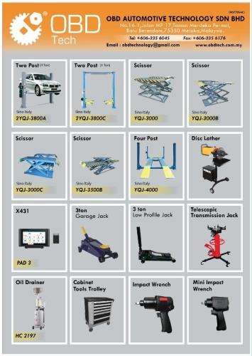 Supply Automotive Equitment 2
