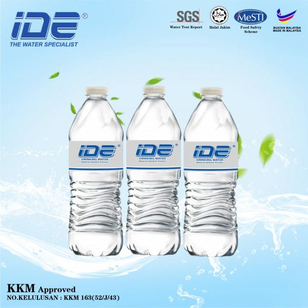 IDE RO Drinking Water-500ml Delivery RO Water Johor Bahru JB Malaysia Supply, Supplier & Wholesaler | Ideallex Sdn Bhd