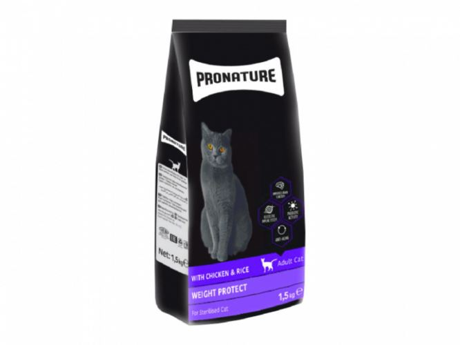 WEIGHT PROTECT STERILISED ADULT CAT