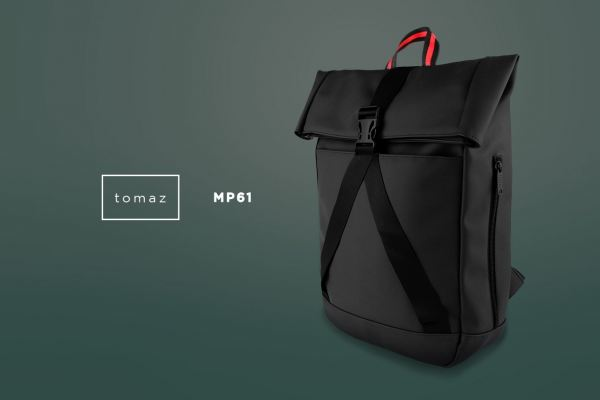 MP61 TOMAZ - Backpack Bags Shah Alam, Selangor, KL, Kuala Lumpur, Malaysia Supply, Supplier, Suppliers | Infinity Avenue Resources Sdn Bhd