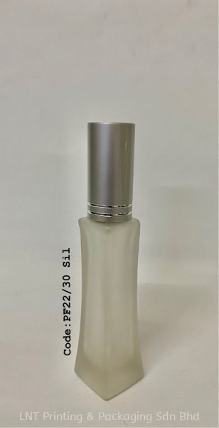 30ml Frosted Glass Perfume Perfume Glass Bottle Penang, Malaysia, Bukit Mertajam Supplier, Services, Supply, Supplies | LNT Printing & Packaging Sdn Bhd