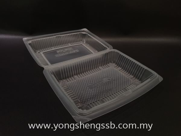 BX-210 (200PCS/CTN) Lunch Boxes Container / Plastic Cup / Bottle / Bowl / Plate / Tray / Cutleries / PET Johor Bahru (JB), Malaysia, Muar, Skudai Supplier, Wholesaler, Supply   Yong Sheng Supply Sdn Bhd