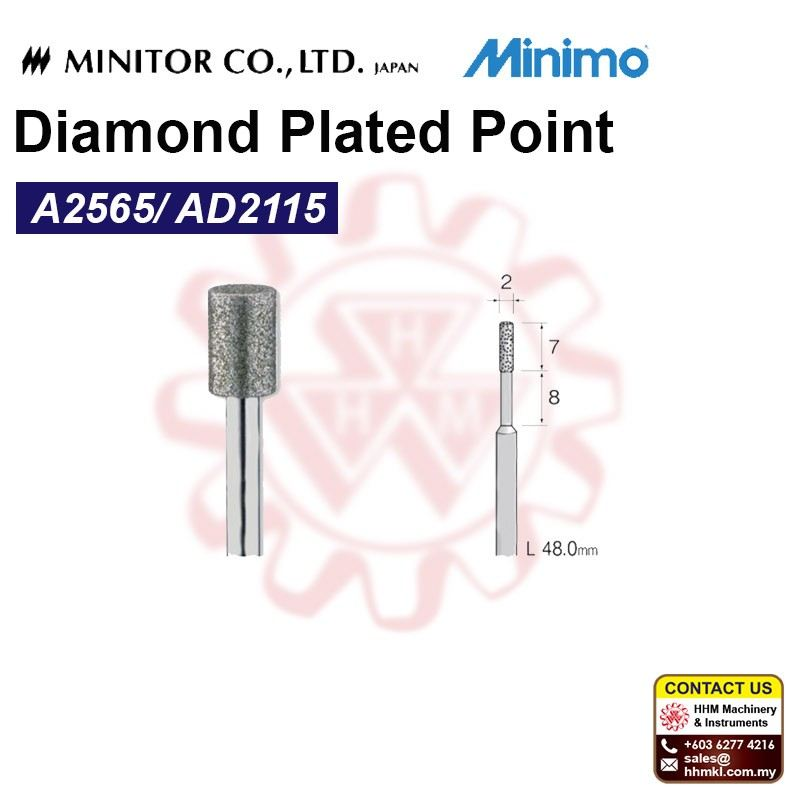 MINIMO Diamond Plated Point A2565/ AD2115