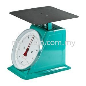 Spring Scale Flat 30kg [Code:6224]