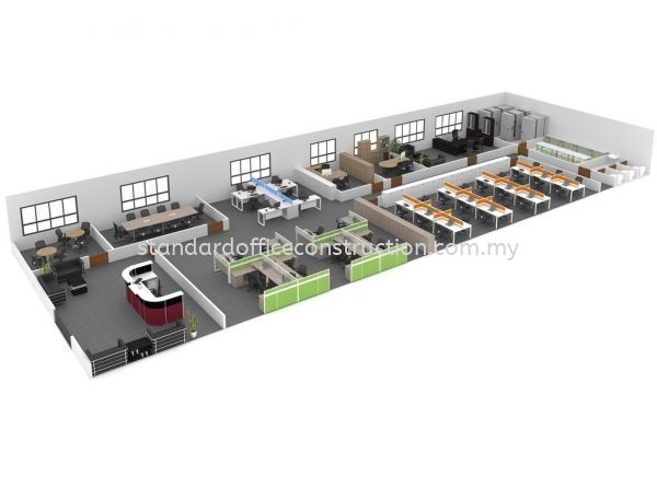 OFFICE FURNITURE Office Furniture Malaysia, Selangor, Kuala Lumpur (KL), Klang Service, Design, Contractor | Standard Office Construction Works (M) Sdn Bhd