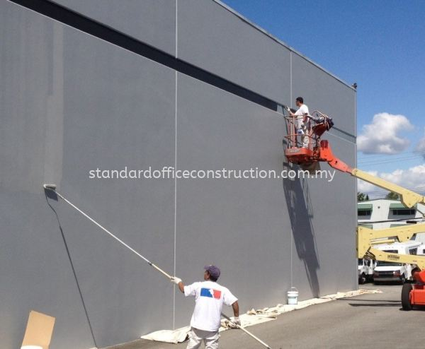 Painting Painting Malaysia, Selangor, Kuala Lumpur (KL), Klang Service, Design, Contractor | Standard Office Construction Works (M) Sdn Bhd