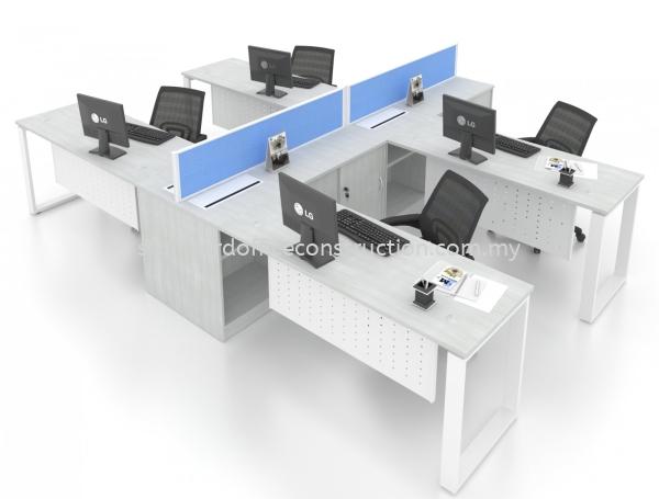OXALIS WORKSTATION Workstation Furniture Malaysia, Selangor, Kuala Lumpur (KL), Klang Service, Design, Contractor | Standard Office Construction Works (M) Sdn Bhd