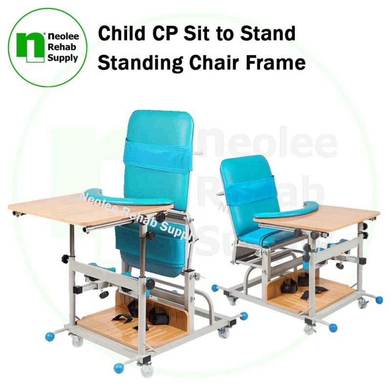 CP Sit to Stand Standing Chair Frame