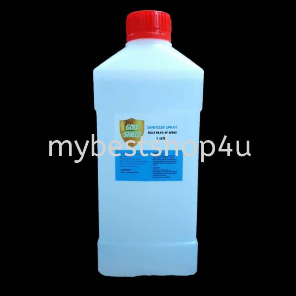 Sanitizer alcohol free 1 liter  protection Penang, Malaysia, Bukit Mertajam Supplier, Suppliers, Supply, Supplies | Tien Hai Megah Trading
