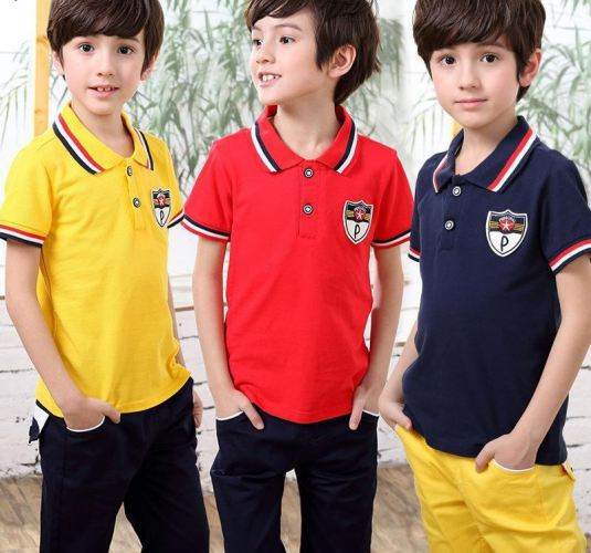 Children Polo Premium Quality Fabric