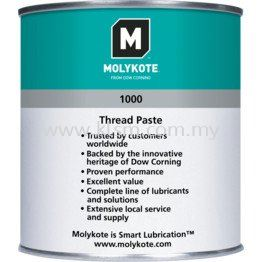 MOLYKOTE 1000 THREAD PASTE MOLYKOTE Hardware Johor, Malaysia, Muar Supplier, Suppliers, Supply, Supplies | KLS Machinery & Engineering Sdn Bhd