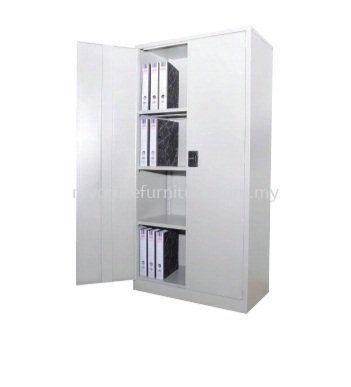 S118 FULL HEIGHT CUPBOARD WITH STEEL SWING DOOR (RM 326.00/UNIT) Steel Cabinets & Steel Furniture FILING CABINETS & STORAGE Selangor, Malaysia, Kuala Lumpur (KL), Klang Supplier, Suppliers, Supply, Supplies | myofficefurniture.com.my