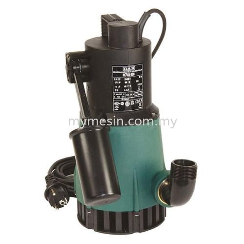 DAB NOVA 300M-A Submersible Pump [Code : 8066]