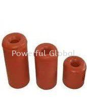 Rubber Door Stopper Red Ind. Rubber Parts Malaysia, Selangor, Kuala Lumpur (KL), Rawang Manufacturer, Supplier, Supply, Supplies | Powerful Global Supplies