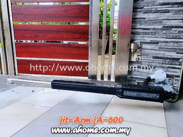 jit-arm (jA-600) Jit-Arm Swing Gate   Folding Gate Selangor, Kajang, Malaysia, Kuala Lumpur (KL) Supplier, Supply, Installation, Service   A-Home Automation Sdn Bhd