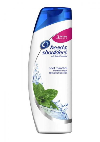 Head & Shoulder Shampoo Cool Menthol 330ml