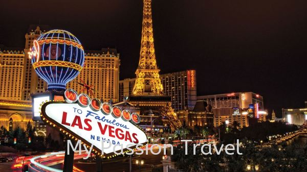 CALIFORNIA DREAMING & LAS VEGAS IN STYLE Western USA North America Penang, Malaysia, Kuala Lumpur (KL), Selangor, George Town Tour Packages | MY PASSION TRAVEL SDN BHD