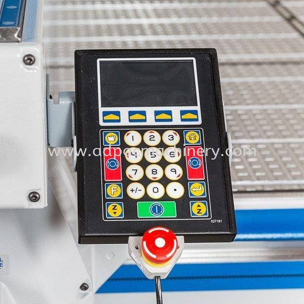 7-Pin Smartconsole with E-Stop Router Consumable Parts Accessories Selangor, Malaysia, Penang, Johor Bahru (JB), Kuala Lumpur (KL), Puchong, Juru, Nusajaya Supplier, Suppliers, Supply, Supplies | Advance Pacific Machinery Sdn Bhd