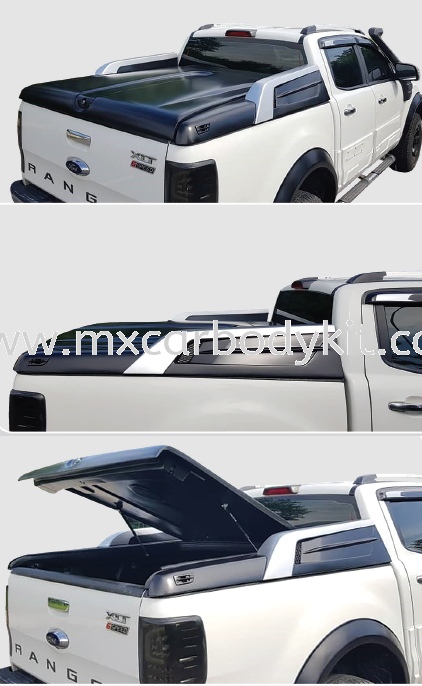 FORD RANGER 2012 RS-RACING FLAT COVER T-BOX WITH SIDE EXTENSION RANGER T6 FORD Johor, Malaysia, Johor Bahru (JB), Masai. Supplier, Suppliers, Supply, Supplies | MX Car Body Kit