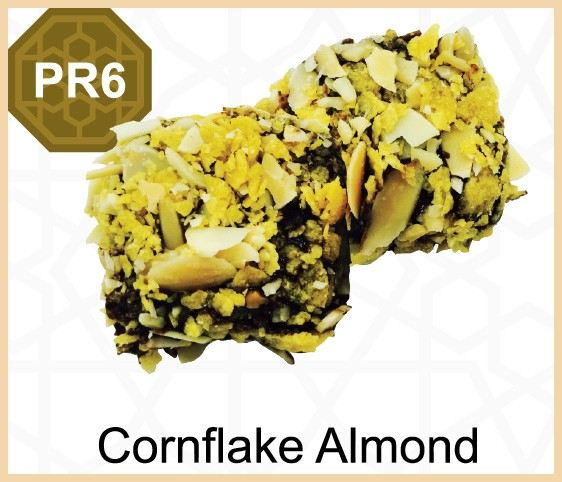 PR6-Cornflake Almond Hari Raya Products Malaysia, Selangor, Kuala Lumpur (KL), Shah Alam, Petaling Jaya (PJ) Supplier, Manufacturer, Supply, Supplies | Milky Way Food Industries Sdn Bhd