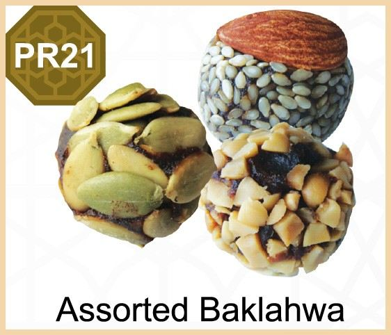 PR21-Assorted Baklahwa Hari Raya Products Malaysia, Selangor, Kuala Lumpur (KL), Shah Alam, Petaling Jaya (PJ) Supplier, Manufacturer, Supply, Supplies | Milky Way Food Industries Sdn Bhd
