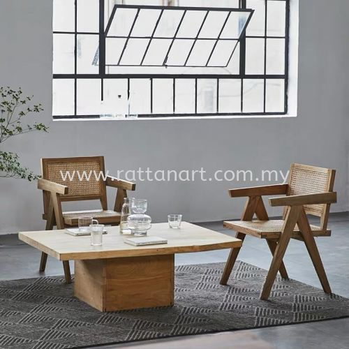 RATTAN DINING CHAIR CHANDIGARH ARM CHAIR