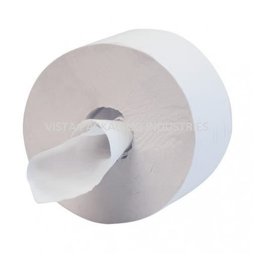 CENTRE PULL TISSUE ROLL JANITORIAL & HYGIENE INDUSTRIAL CONSUMER ITEM & PERSONAL SAFETY PRODUCTS Selangor, Klang, Malaysia, Kuala Lumpur (KL) Supplier, Suppliers, Supply, Supplies | VISTA PACKAGING INDUSTRIES (M) SDN. BHD.